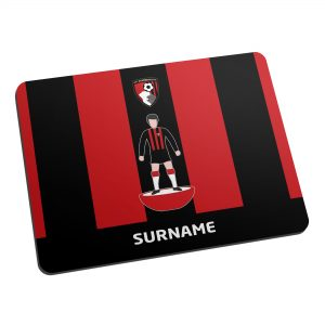 AFC Bournemouth Player Figure Personalised Mouse Mat