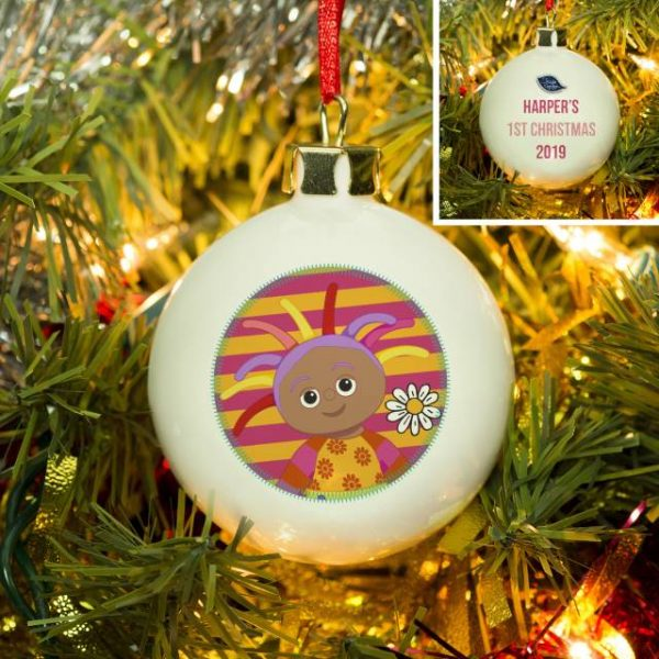 In The Night Garden - Upsy Daisy First Christmas Personalised Bauble